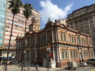 City Hall, Porto Alegre